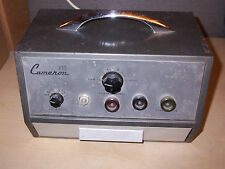 CAMERON SURGICAL INSTRUMENTS 255 ELECTROSURGICAL UNIT 26-255 120V 5 AMPS