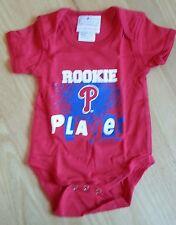 Philadelphia Phillies Bodysuit (size 6/9 months)