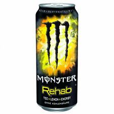 Monster Rehab Tea und Limonade Energy Drink mit Taurin 500ml 4er Pack