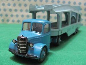 Vintage - Bedford Pullmore Car Transport - Dinky Supertoys 982 - Vnmint
