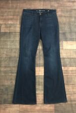 MIH The Marrakesh High Rise Kick Flare Jeans Anthropologie Womens Size 28