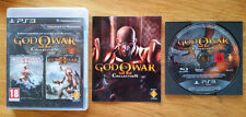God Of War Collection PS3 / Fr / complet / b-r sans rayure / envoi gratuit