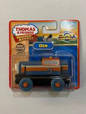 NEW - DEN - Wooden Railway - Thomas the Tank Engine Train & Friends