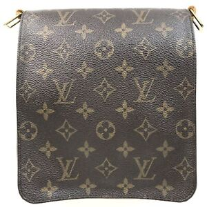 100% authentic Louis Vuitton Monogram Musette Salsa Short M51258 Used {04-0361}