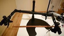 Ergotech Triple Monitor Stand Arm VESA 75 100 Mount Tilt Rotate 100-D16-B03