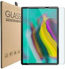 2 PACK Genuine Tempered Glass Screen Protector Samsung Galaxy TAB S5e T720/725