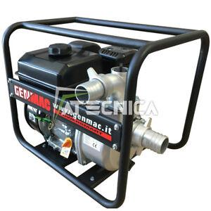 Power Pump IN Outbreak Genmac G2 Engine Rato 6HP Fittings 50mm Pump Self-Priming