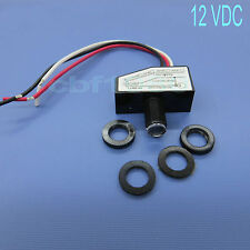 12V Button Style Dusk-To-Dawn Photocell Sensor