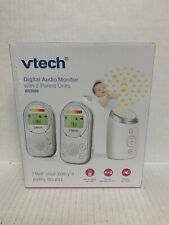 VTech Digital Audio Monitor With 2 Parent Units TM8212-2