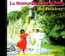 LA MUSICA DE PUERTO RICO - MASO RIVERA, RAFAEL HERNANDEZ, DAVILITA - CD