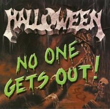 HALLOWEEN - NO ONE GETS OUT! cd SEALED! detroit metal godsmack evil victims KISS