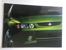 Holden Commodore VY Series 1 Brochure LS1 V8, V6 SS S SV8 HSV HRT 32 Pages