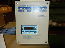 MAGNETEK GPD 502 LANCER 1 HP 230 VOLT 3 PH  VARIABLE FREQUENCY DRIVE MODEL IL705