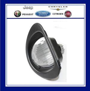 Citroen C1 Peugeot 107 MK1 Rear Number Plate Light Lamp Unit 6340E2 New Genuine