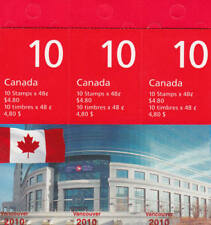 Canada 2003 Mint Booklet of 30, Vancouver Overprint