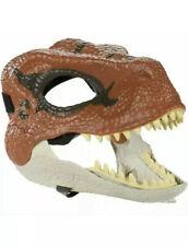Jurassic World Dinosaur Collection Velociraptor Mask Moveable Jaw Raptor