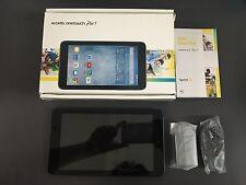 "New Alcatel One Touch Pixi 7 Tablet Sprint AL9007 LTE Wifi Black 7"""