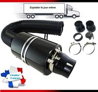 KIT ADMISSION DYNAMIQUE DIRECT CARBONE UNIVERSEL TYPE KN ALFA ROMEO GT