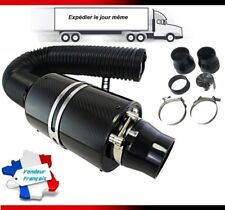 KIT ADMISSION DYNAMIQUE DIRECT CARBONE TYPE KN FILTRE A AIR BMW E30,E36,E39