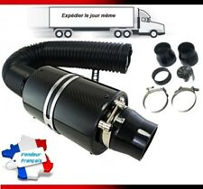 KIT ADMISSION DYNAMIQUE DIRECT CARBONE UNIVERSEL TYPE KN PEUGEOT 206 s16