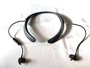 Bose Noise Canceling Earphone Quietcontrol 30 Wireless Headphones Black On Sale