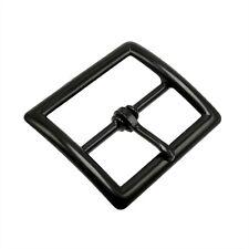 Perfect Fit Black Garrison Belt Buckle Replacement 1.75