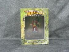 EG Fantasy Flight The Adventurers:Temple Of Chac Dalia Cardoso Mini Figure Toys