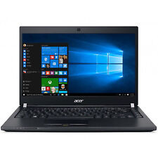"Acer TravelMate TMP648-M-53ZU 14"" (128GB,Core i5 6thGen.,2.3GHz,8GB) Laptop - Black - UNVCBSA695C86"