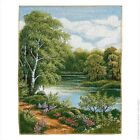 Tapestry Textile Picture Naturlandschaften Panels Fabric 15 11/16x21 5/16in