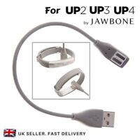 Replacement Charger for UP2 UP3 UP4 Jawbone Activity Fitness Wristband Tracker