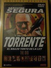 Torrente El brazo tonto de la ley DVD Edición básica Santiago Segura