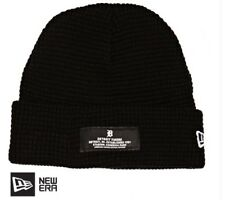 New Unisex New Era Black Beanie One Size £9.99 or best offer RRP £23