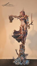 WOW Forsaken Queen Sylvanas Windrunner 1/4 Figure Limited 66cm