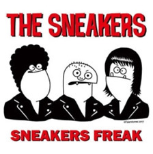 SNEAKERS-SNEAKERS FREAK-JAPAN CD B10