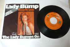 "PENNY McLEAN""LADY BUMP-DISCO 45 giri JUPITER Ger 1976"""