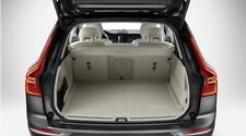 Genuine XC60 Charcoal Solid All Weather Trunk Mat OE OEM 31470211