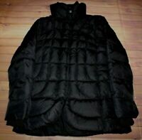 The North Face 600 Goose Down Puffer Winter SKI Jacket Coat Womens Small Black