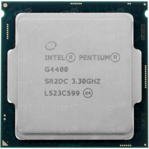 Intel Pentuim G4400 3.3GHz 2M LGA1151 Cache Dual-Core CPU Processor PC Desktop
