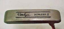 """WALTER HAGEN INTRUDER II PUTTER   STEEL SHAFT   RH/LH    35.5"""""""
