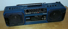 Sharp Portable Stereos & Boomboxes with Dual Cassette Deck