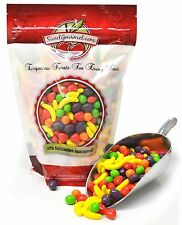 SweetGourmet Wonka Fruit Runts (Hard Vending Candy) - 2Lb FREE SHIPPING!