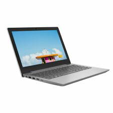 Lenovo Ideapad Slim 1 11.6 inch (64GB, Intel Celeron, 2.80GHz, 4GB) Notebook/Laptop - Platinum Grey - 81VT002RAU