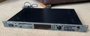 Sony MDS-E10 Rackmount Mini Disc Player 1U Minidisc Recorder