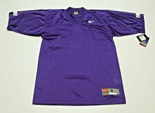 Nike Mens Size Small New Orchid Purple Team Mesh Jersey New