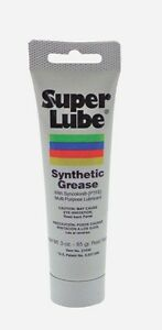 *SUPER LUBE* Synthetic Grease Dielectric PTFE Multi Purpose Lubricant 21030 3 oz