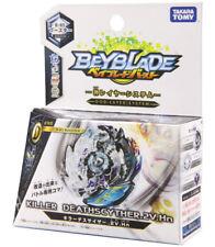 OFFICIAL New Takaratomy Beyblade Burst B-85 Booster Killer Deathscyther.2V.Hn