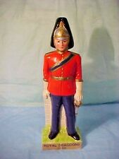 "VINTAGE BANK ROYAL DRAGOONS OF 1939 STANDING 10 1/2"" TALL BANK MADE IN JAPAN"
