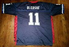 Drew Bledsoe Buffalo Bills Large Reebok Jersey