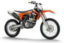 New Ray 1/12 2011 KTM 350 SX-F Dirt Bike Off Road Racing Motorcycle 44093