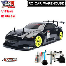 HSP Rc Drift Car 4wd 1/10 Scale Racing Nitro Gas Power Touring & 80142 Tool Kits